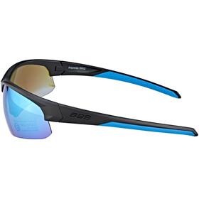 BBB Impress BSG-58 Sportbrille matt schwarz/blau